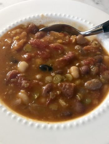 ham bean soup hearty