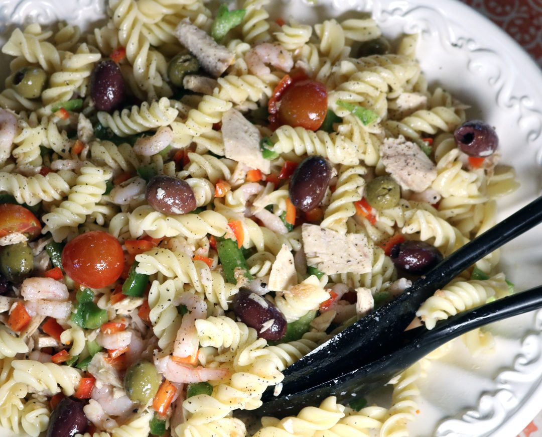fortuna pasta salad