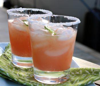grapefruit jalapeno margarita