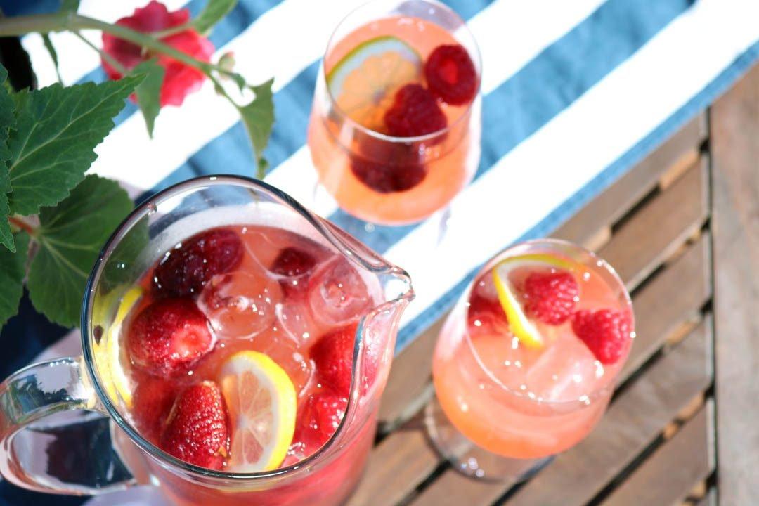 summer sangria