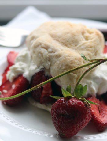 berry scones